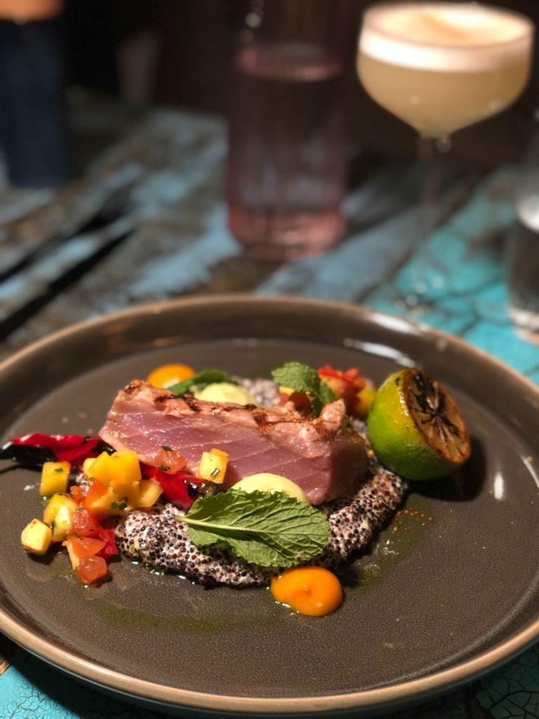 Cane Rum Society tuna