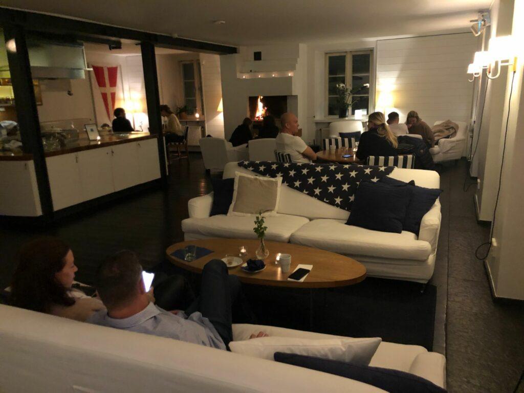 Staycation på Hotel J i Nacka Strand