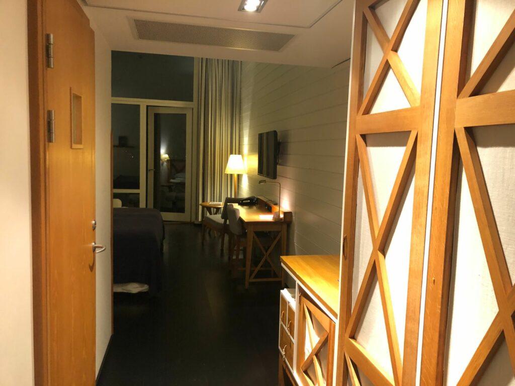 Staycation på Hotel J - rummen