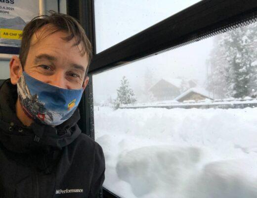 Skidåkning och säkerhet i Alperna 2021