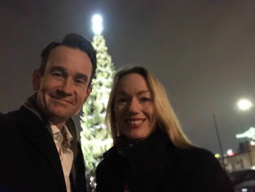 Julbord på Mister French i Sju turer!