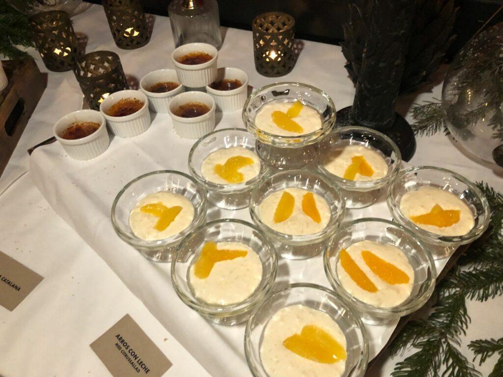 Julbord på Mister French i Sju turer! Desserter
