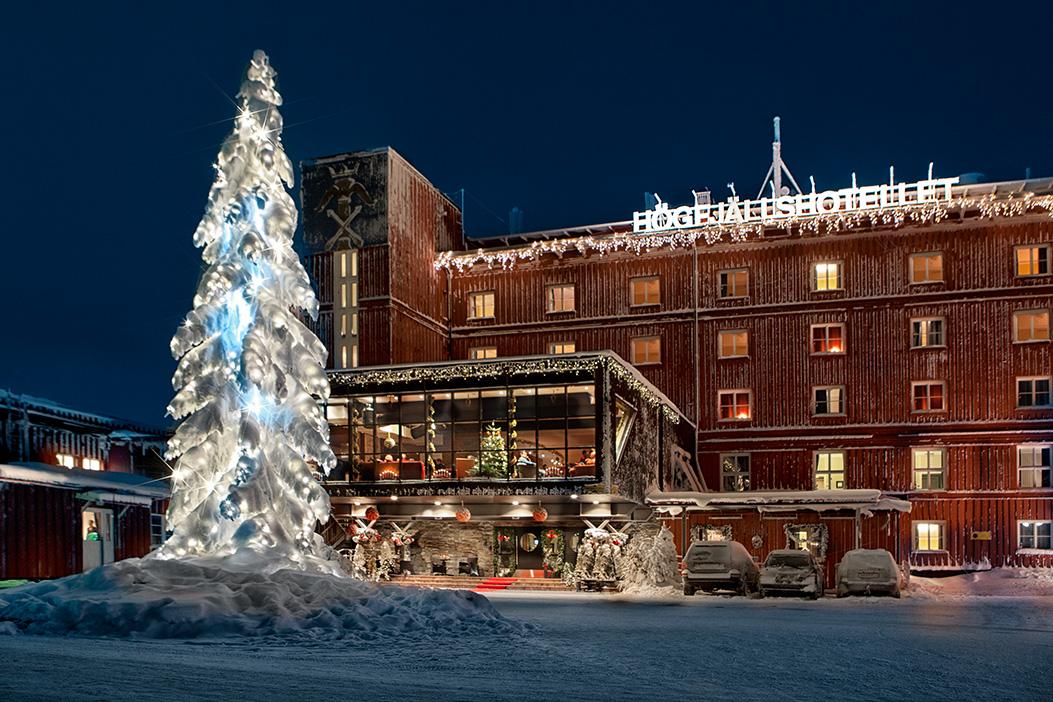 Högfjällshotellet i Sälen - med Sälens bästa restaurangutbud