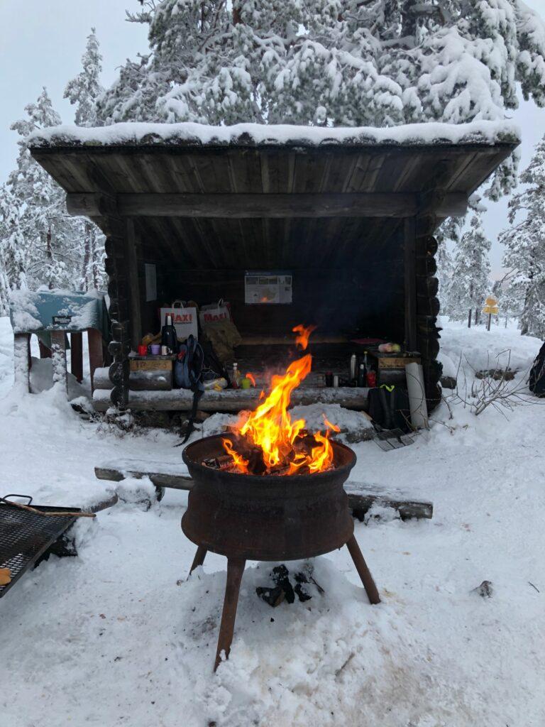 Gyllbergen utanför Borlänge
