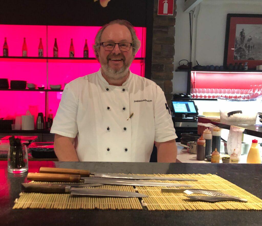 Seafood Bar på Högis