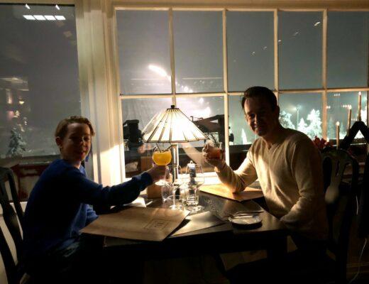Restauranger på Högfjällshotellet