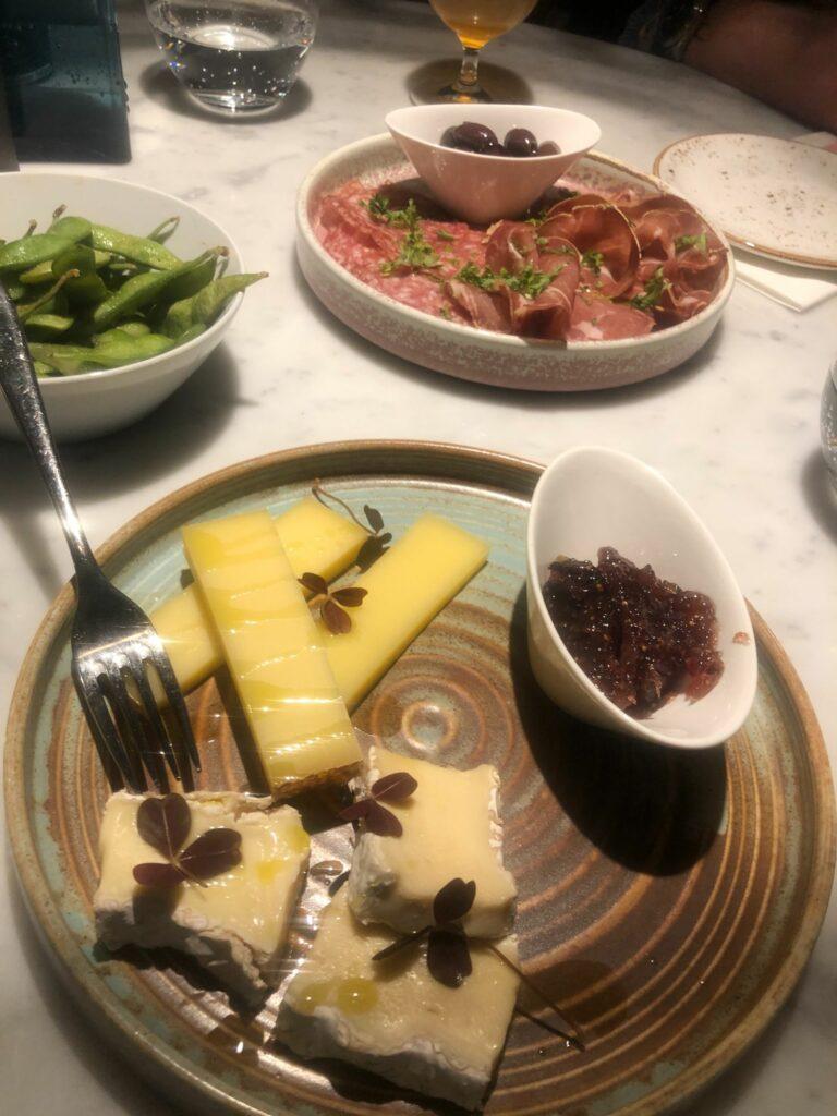 Middag på Restaurang ART