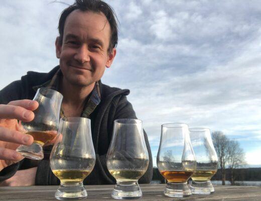 Webblanseringar Whisky i Mars 2021 - jag testar Springbank och nyheter från Coopers Choice