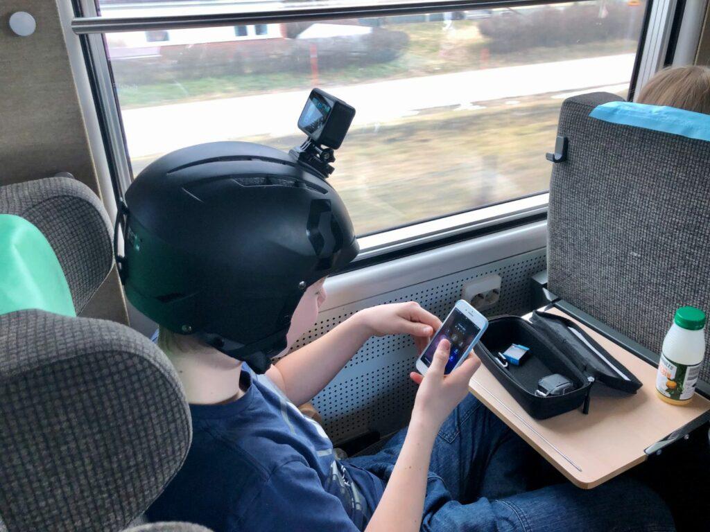 Tåget till Sälen från Stockholm - med bussanslutning från Mora