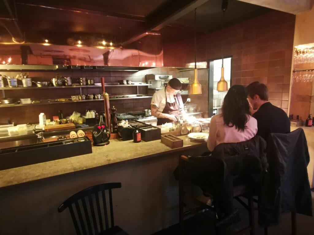 Restaurang Kagges i Gamla Stan