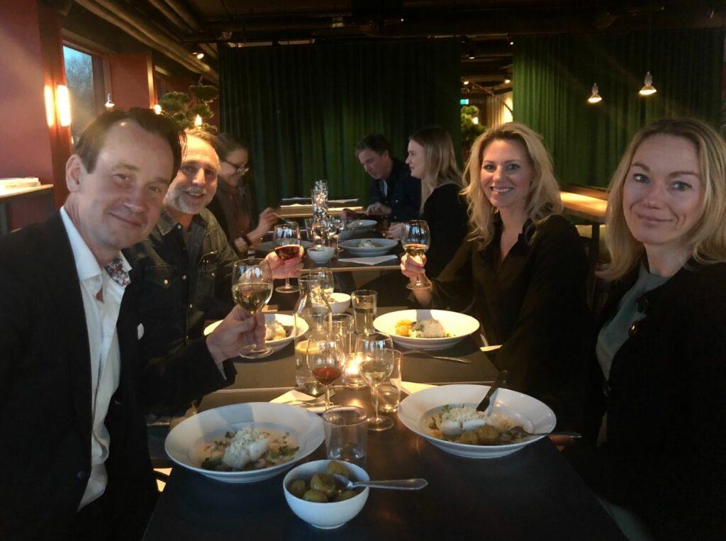 Ten Hotel Stockholm Restaurang