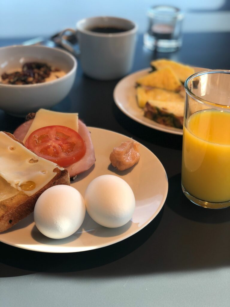 Ten Hotel Stockholm Frukost
