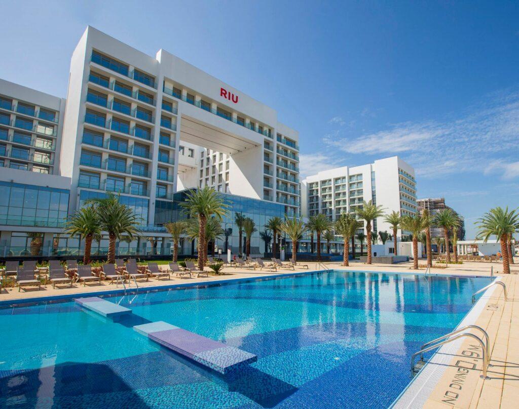 Nya hotell i Dubai