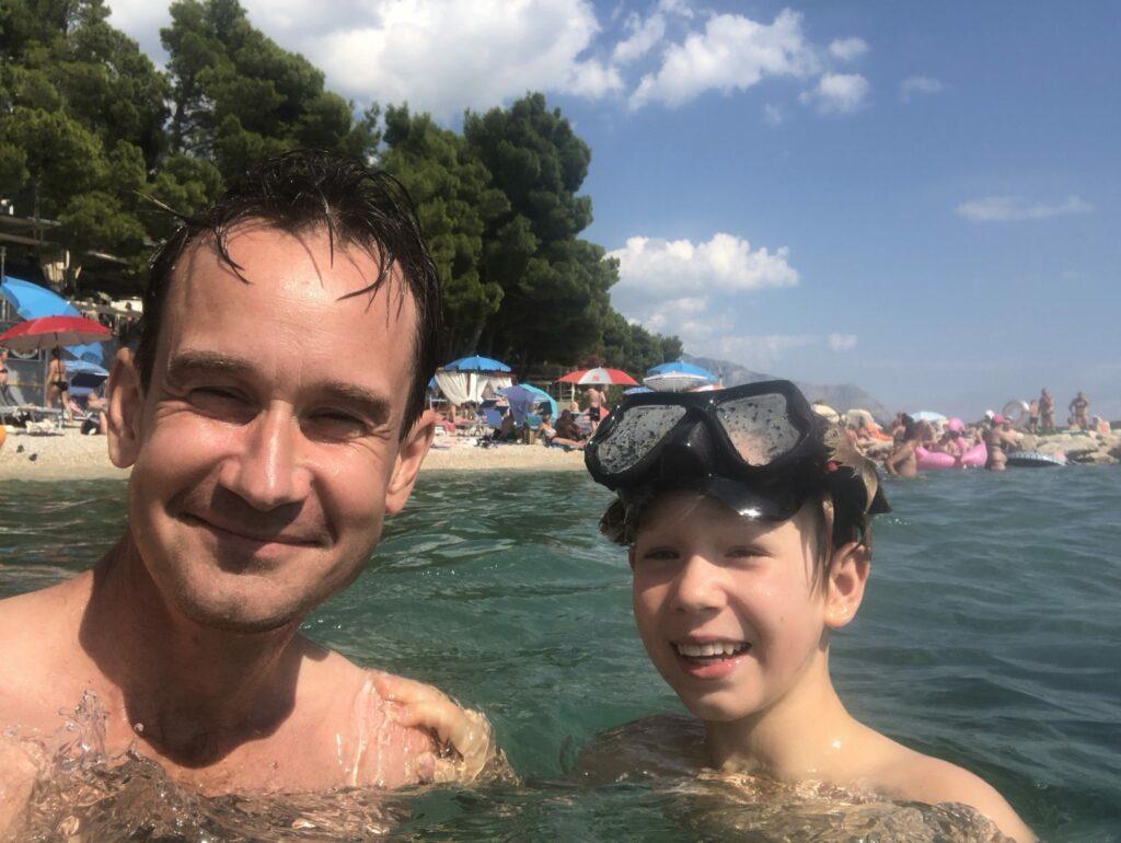 Semester i Kroatien sommaren 2021