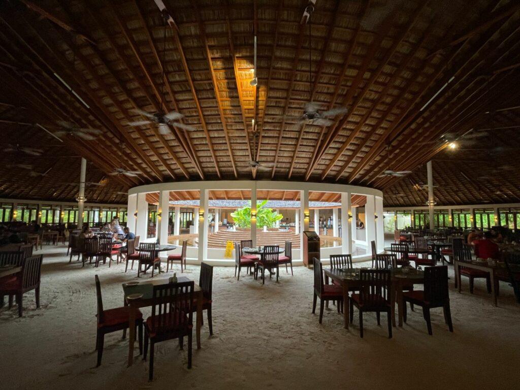 Meeru Island Resort & Spa i Maldiverna