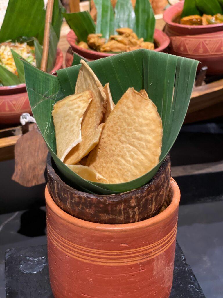 Mat på Maldiverna - äkta Maldivisk mat ni måste testa Brödfruktschips