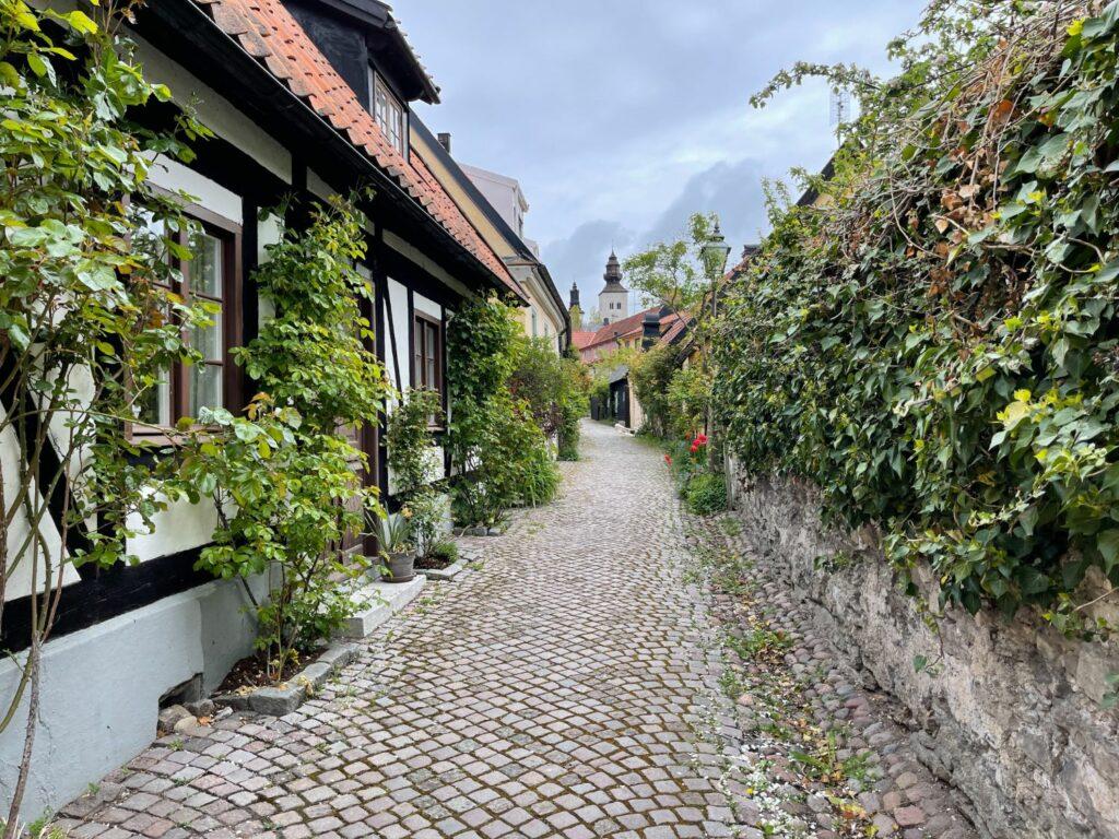 Klassresa till Gotland - stadsutmaning