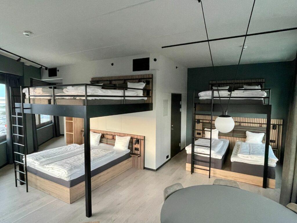XXL-rum på Comfort Hotel Arlanda