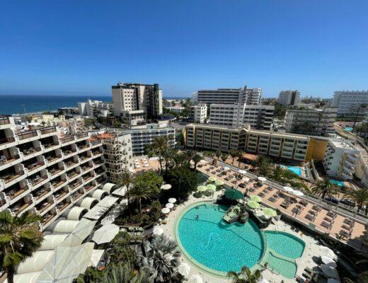 Seaside Sandy beach - 4-stjärnigt hotell i Playa Del Ingles