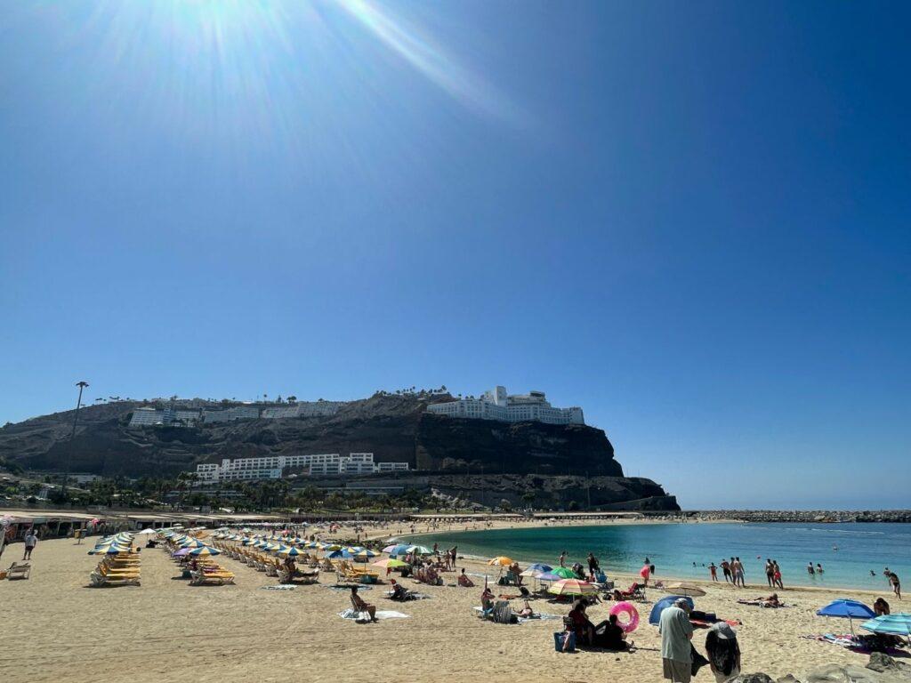 Playa De Amadores - den finaste stranden i Gran Canaria