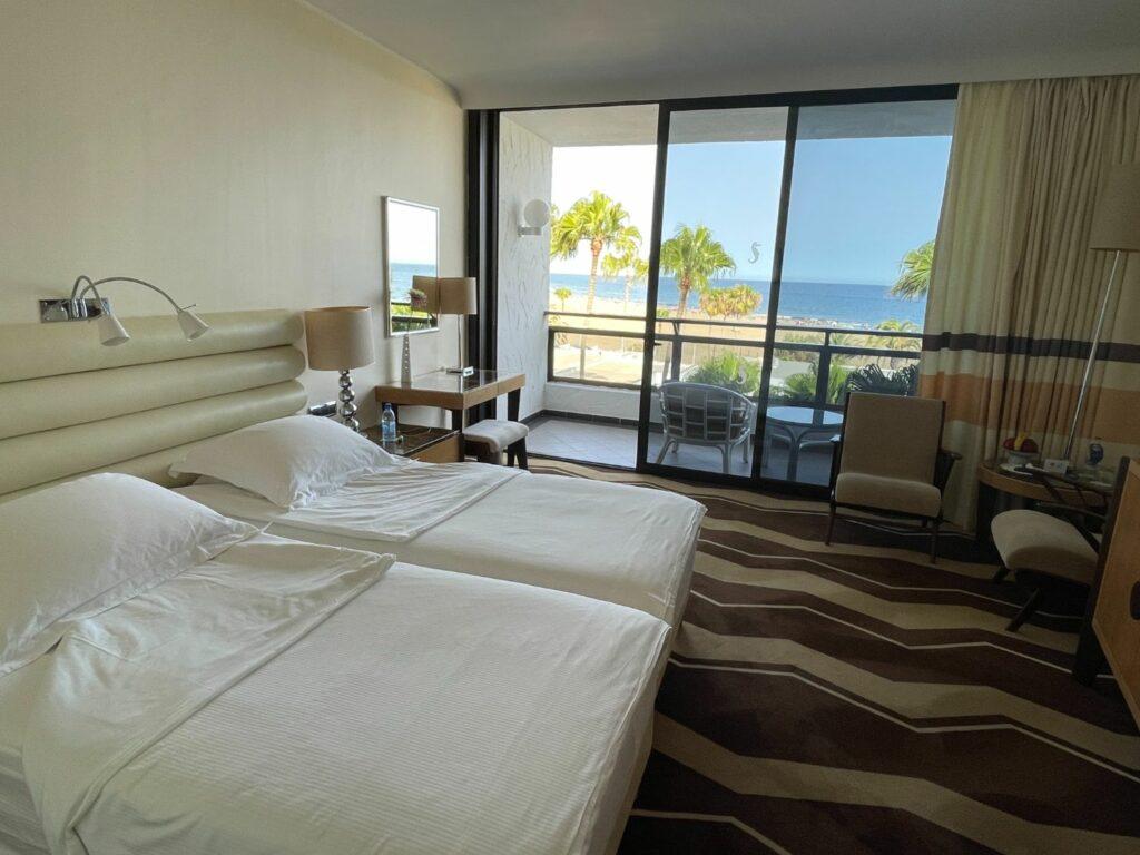 Rummen på Seaside Palm Beach