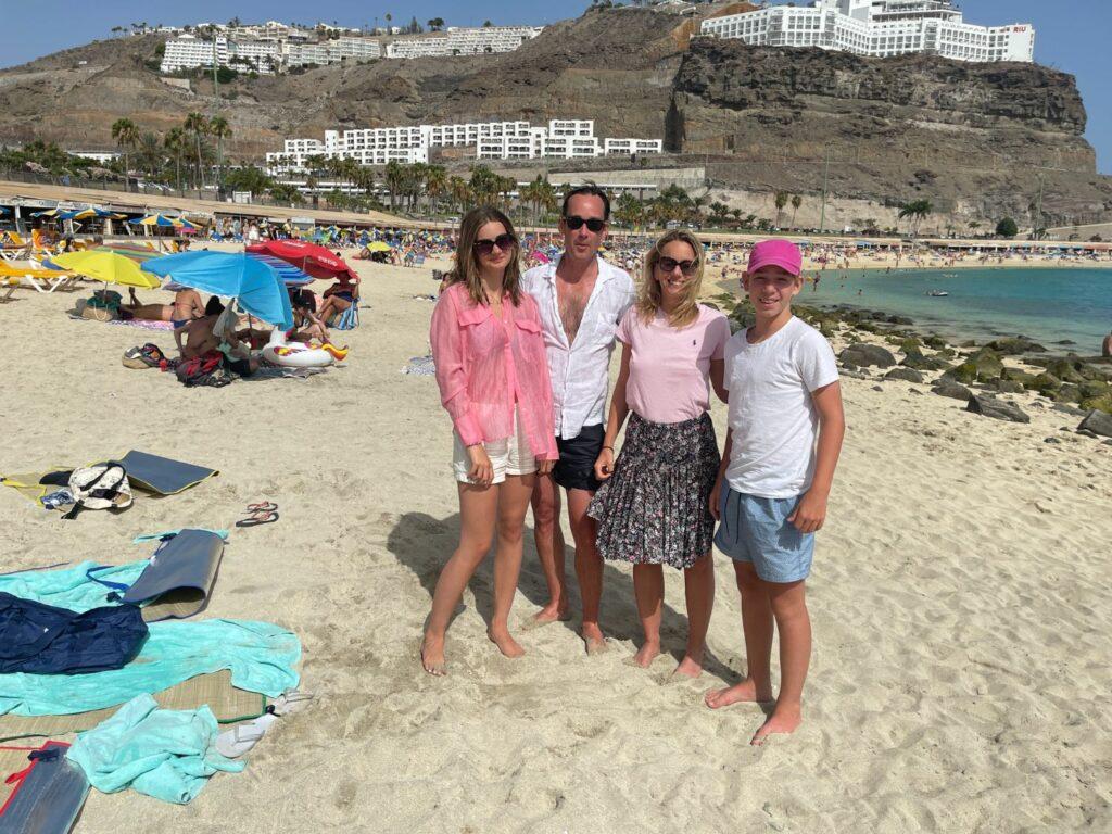 Playa De Amadores - den finaste stranden i Gran Canaria enligt många