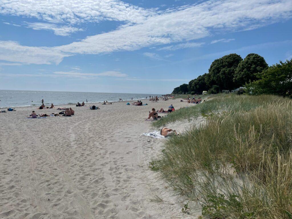 Ystad Havsbad strand