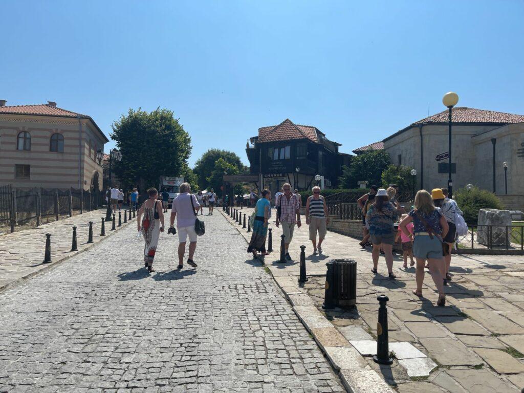 Nessebar i Bulgarien - ett av Bulgariens nio världsarv