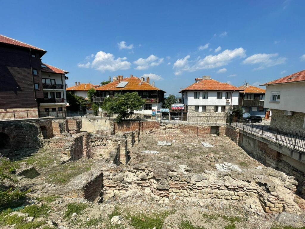 Nessebar i Bulgarien