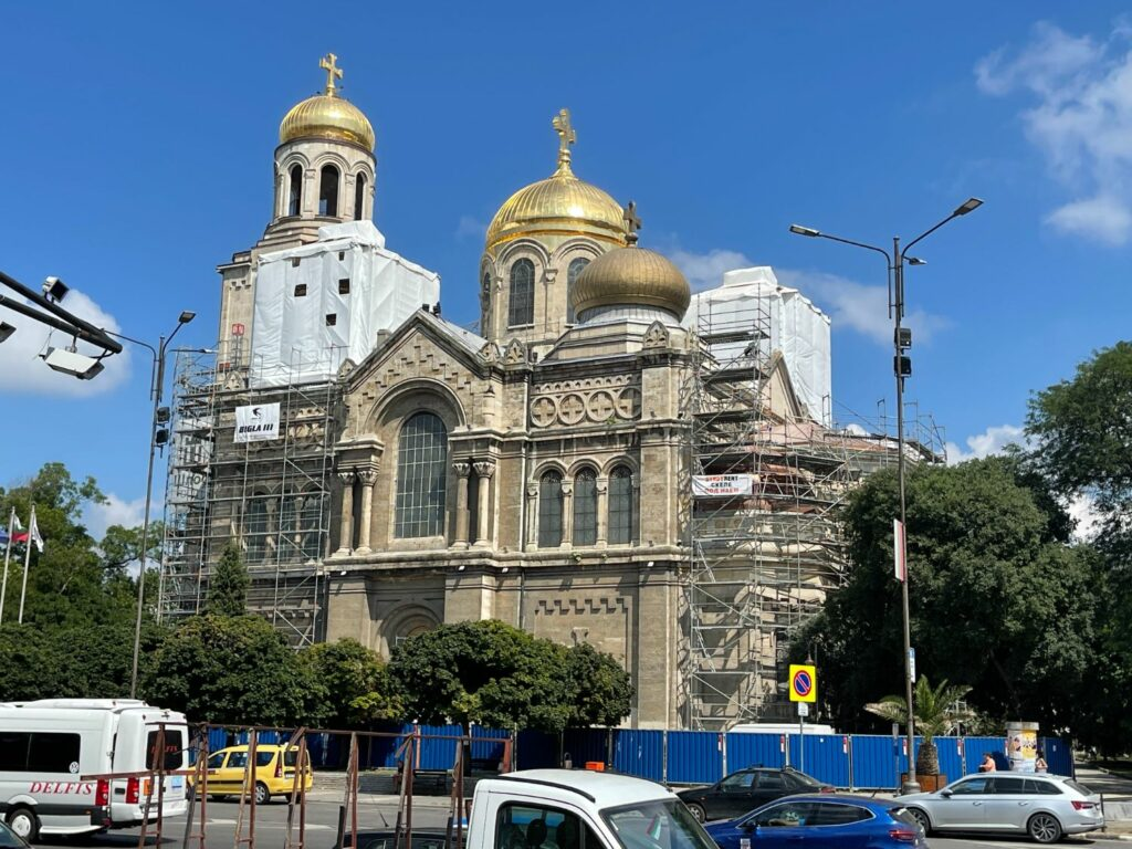 Varnas Katolska katedral