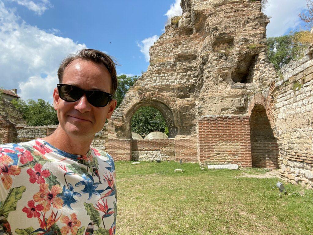 Romerska bad i Varna