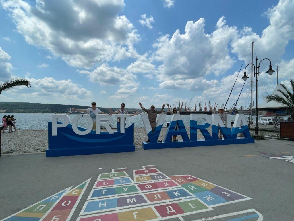 Varnas hamn - saker att göra i Varna