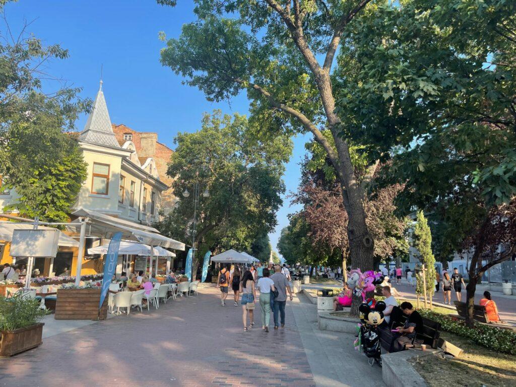 10 saker att göra i Varna -  Sea Garden