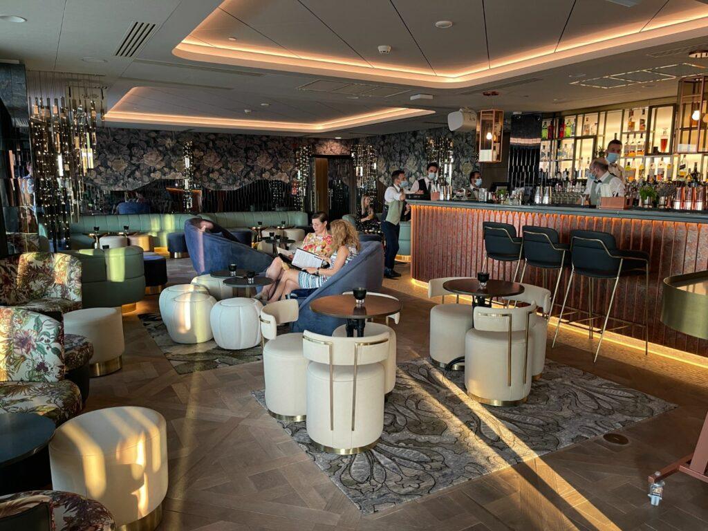 Takbaren på Hyatt Regency - The Scene Rooftop Bar