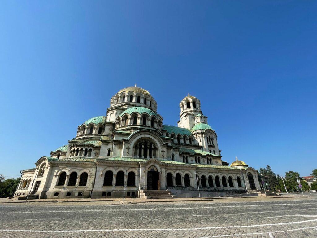 Sightseeing i Sofia del 2 - med guide