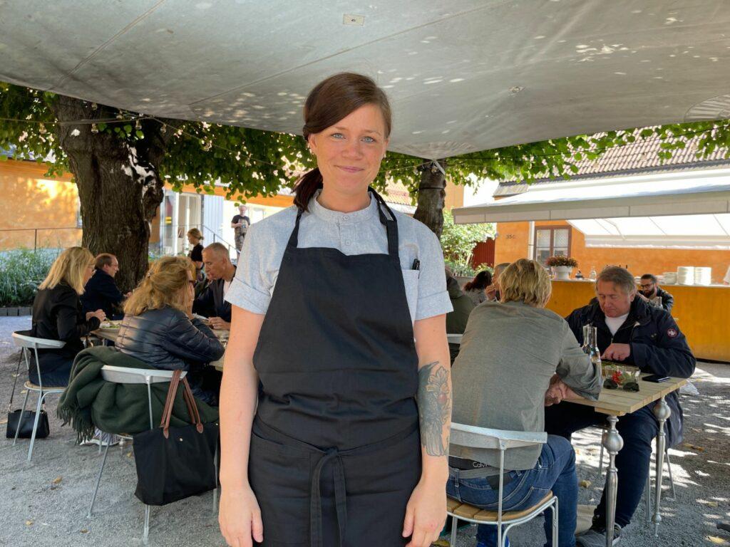 Restaurang Oxenstiernan Elvira Lindqvist
