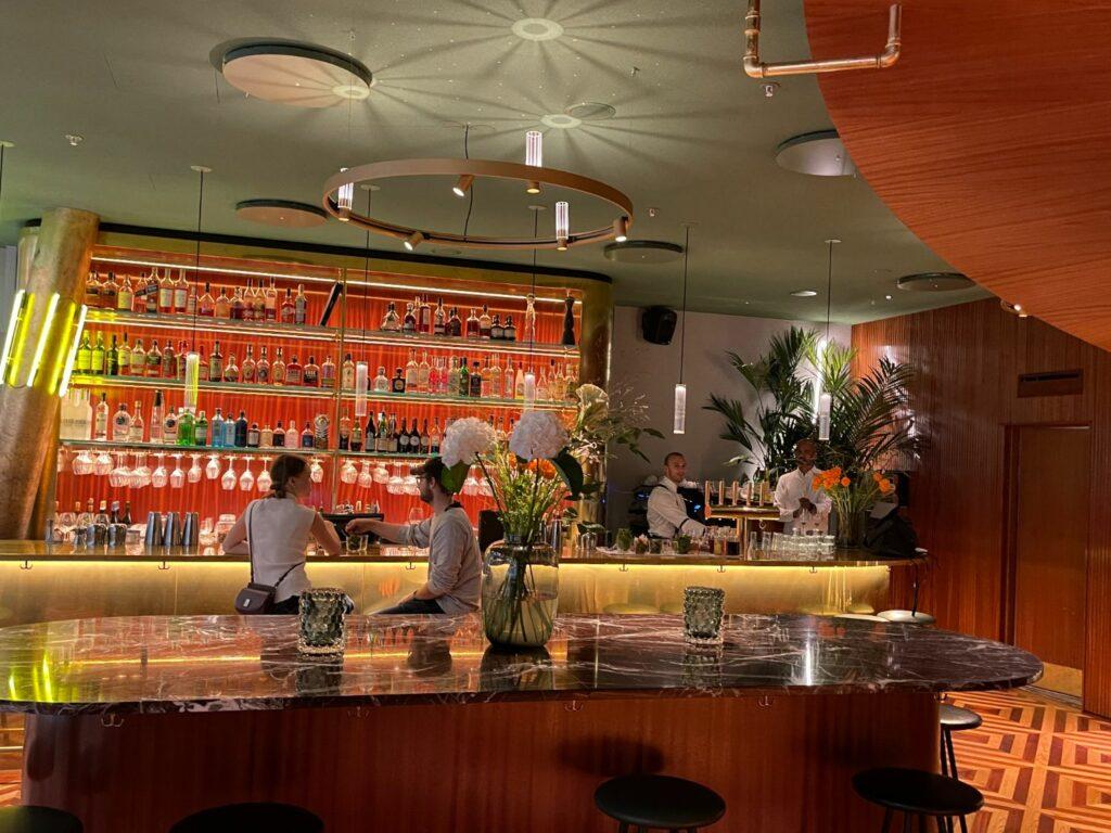 Söndagslunch på Brasserie Astoria