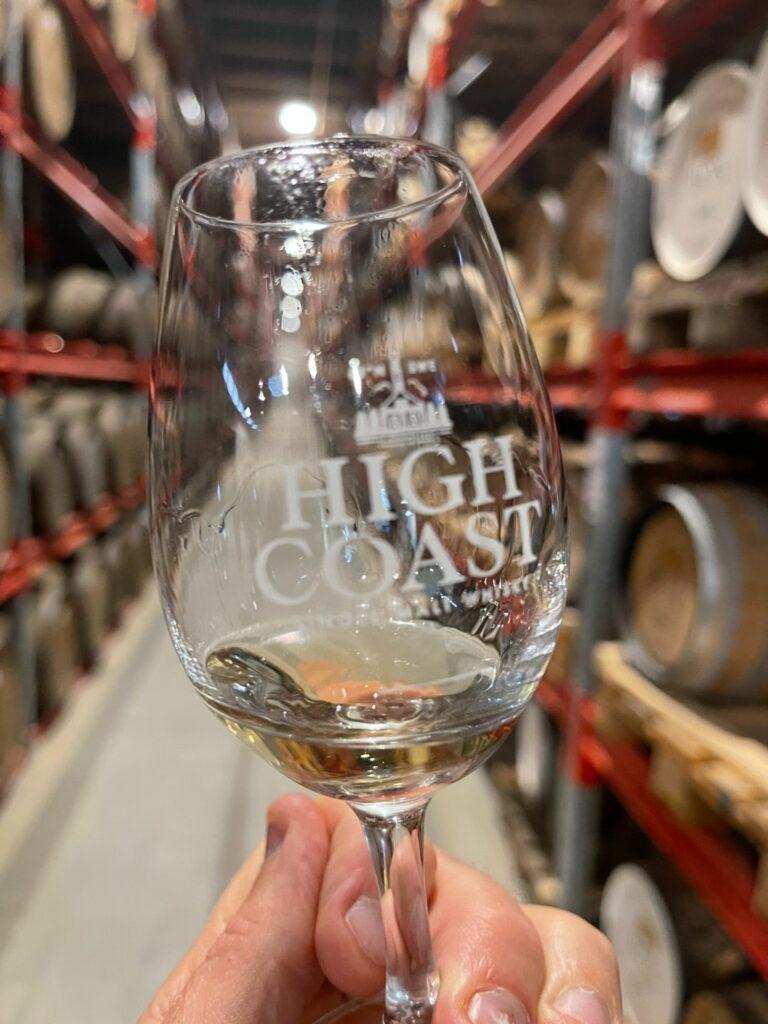 Besök på High Coast Whisky