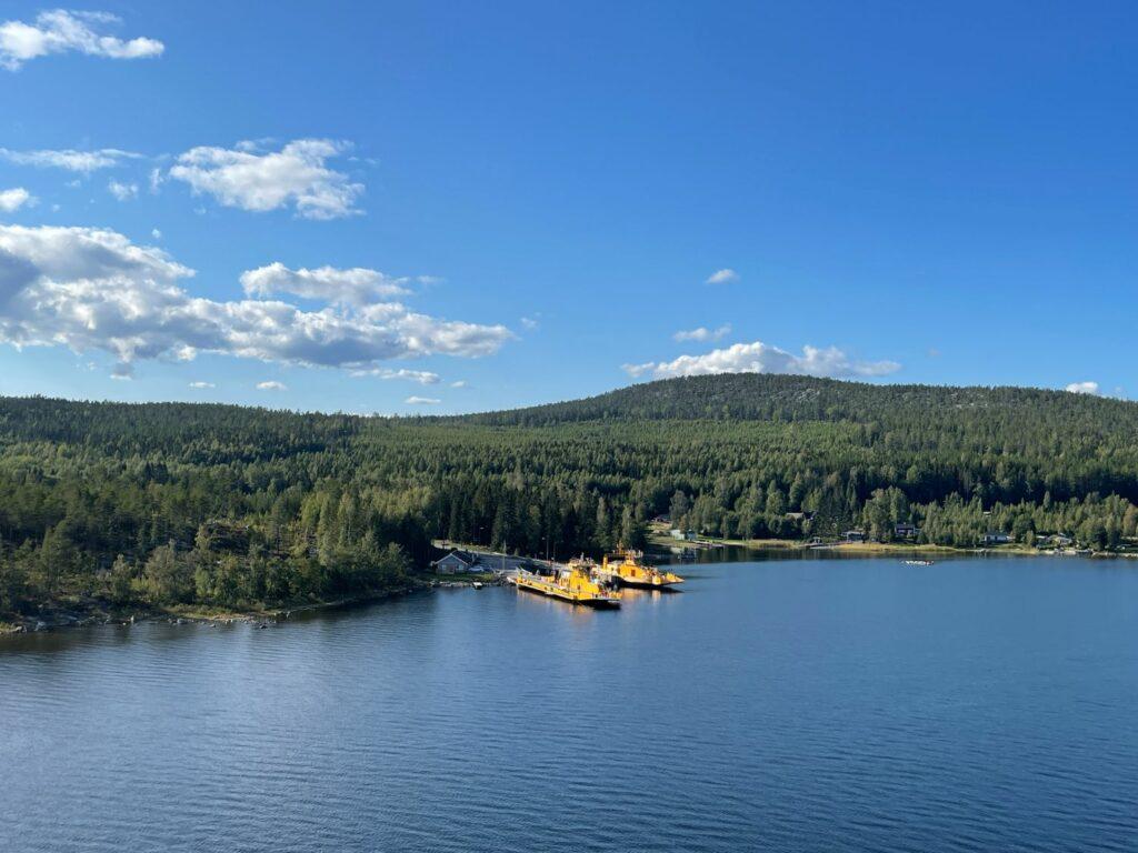 Kryssning till Höga Kusten med Viking Line