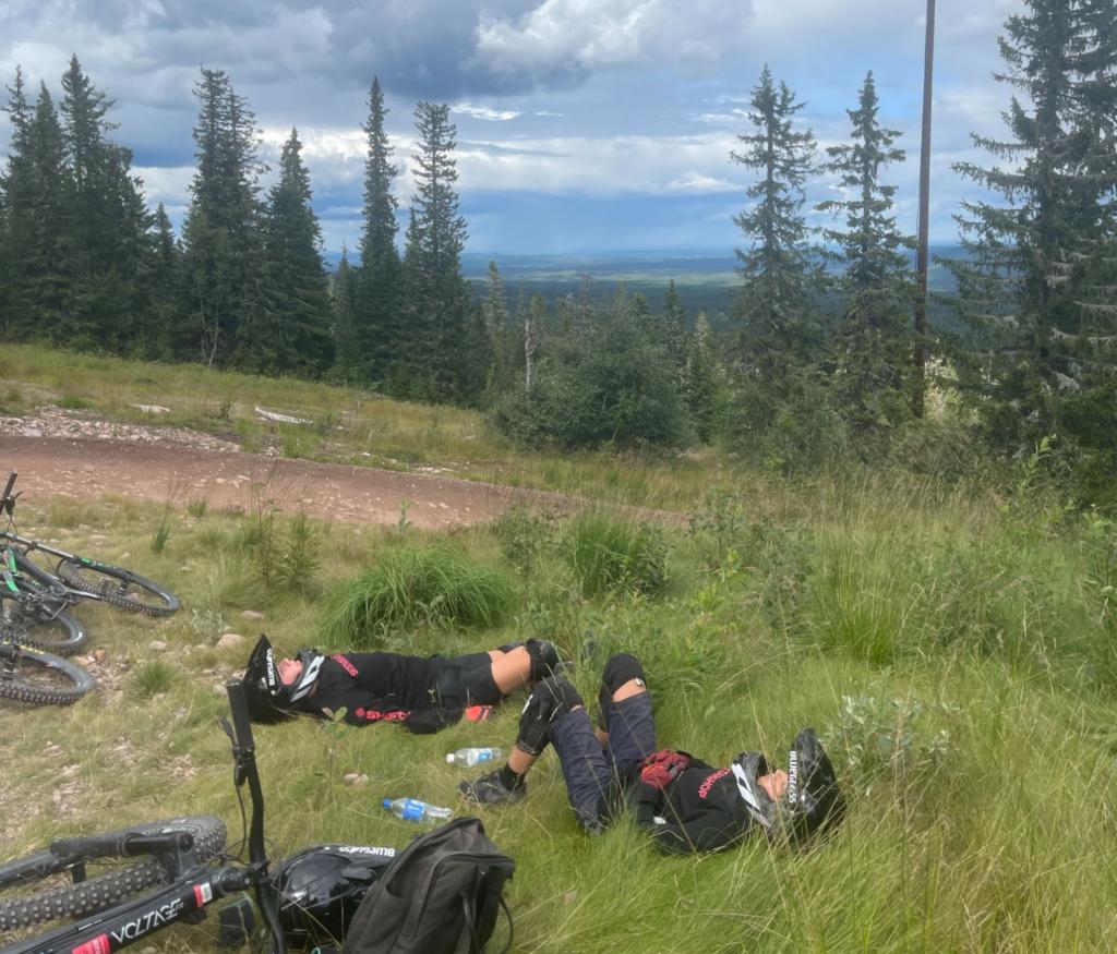 Downhill i Sälen