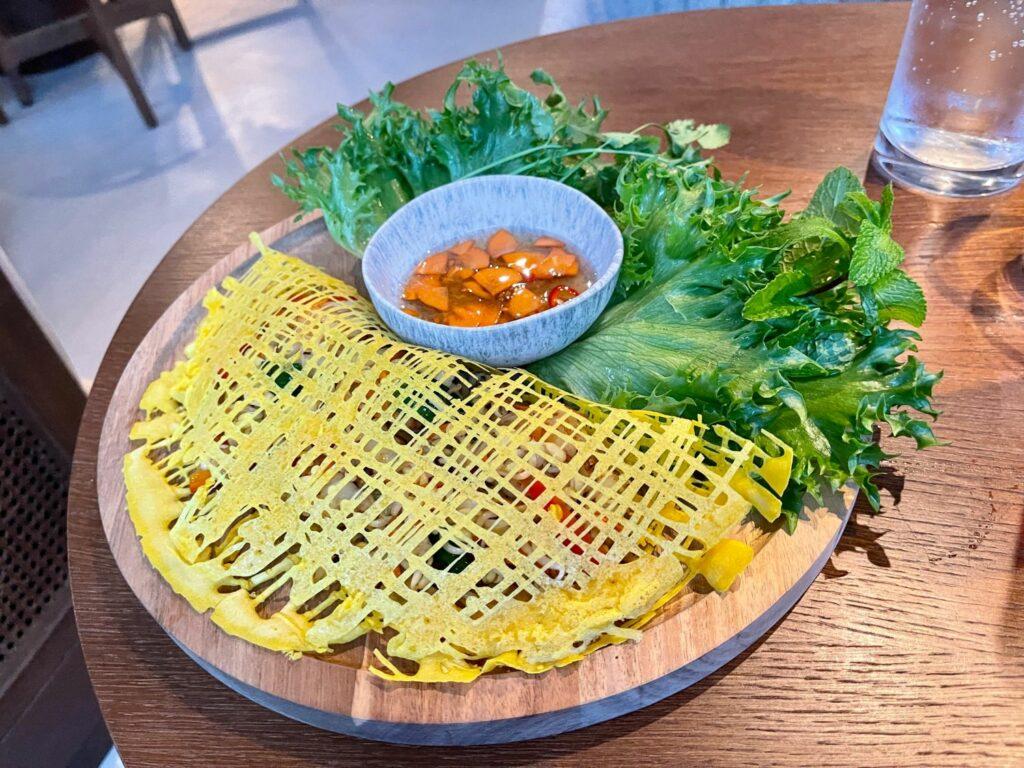 Vietnamese Rice Crêpes
