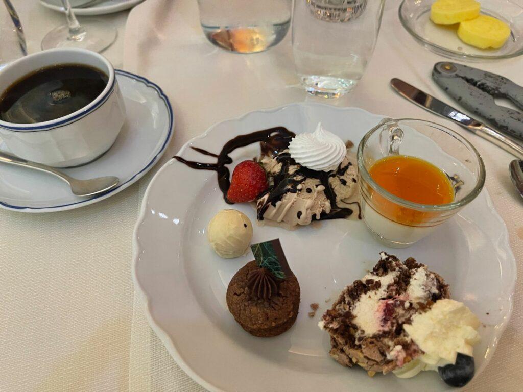 Skaldjur på Grand Hotell - en fantastisk buffé!